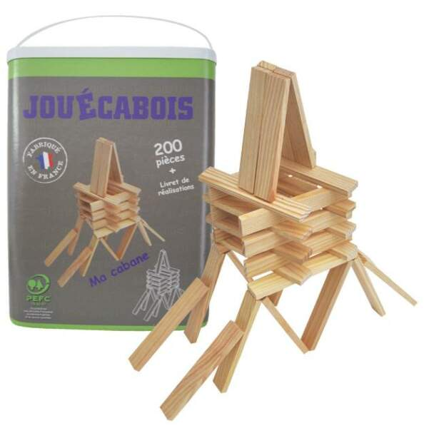 Un jeu de construction made in France