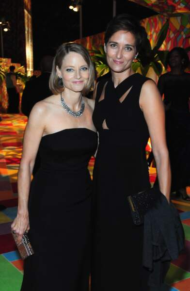 Jodie Foster et sa femme, Alexandra Hedison