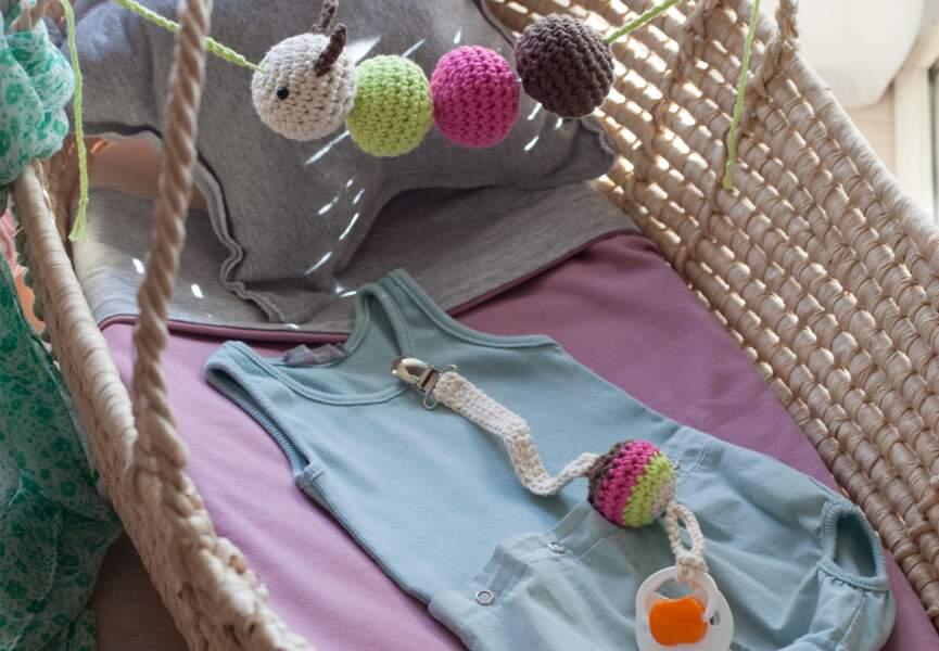 Des accessoires pour bébé