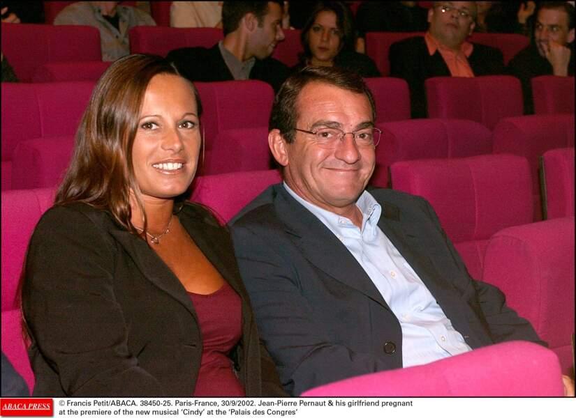 Jean-Pierre Pernaut et Nathalie Marquay...