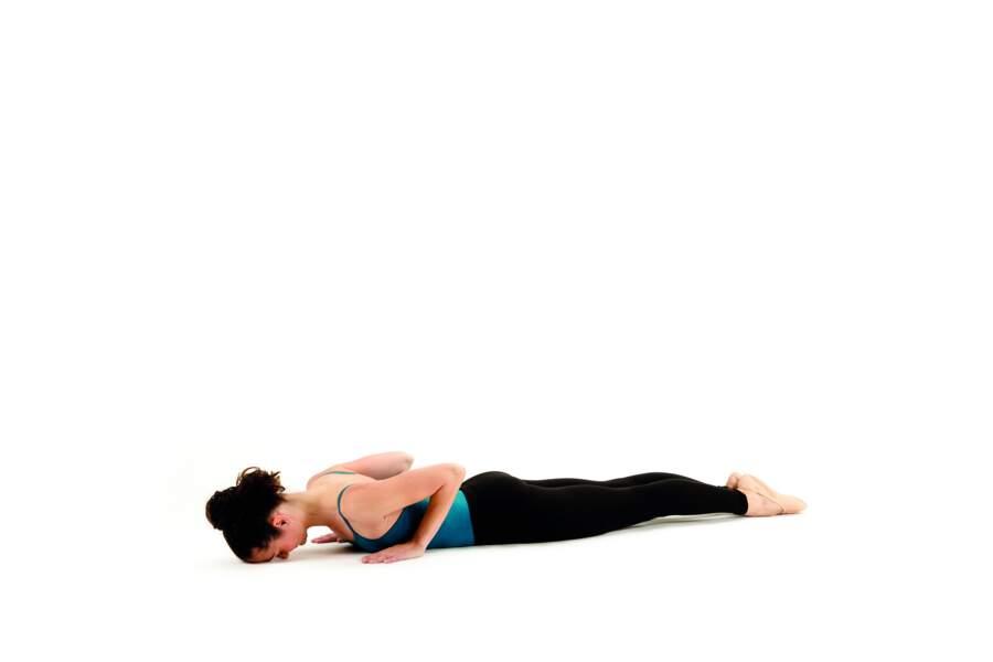Séance de Pilates express avant d'aller se coucher : Swan