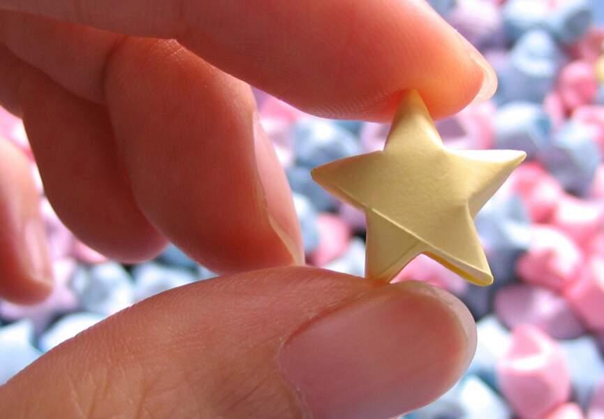 Une étoile express