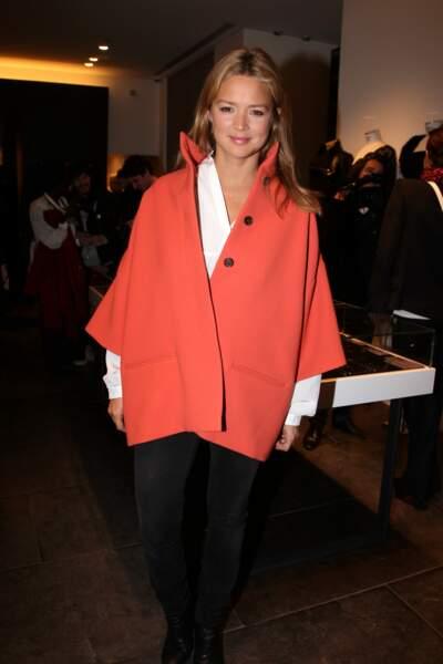 Look Virginie Efira : oversized