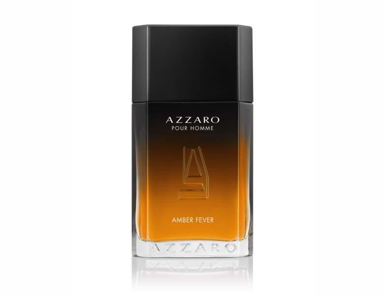 Amber fever, Azzaro