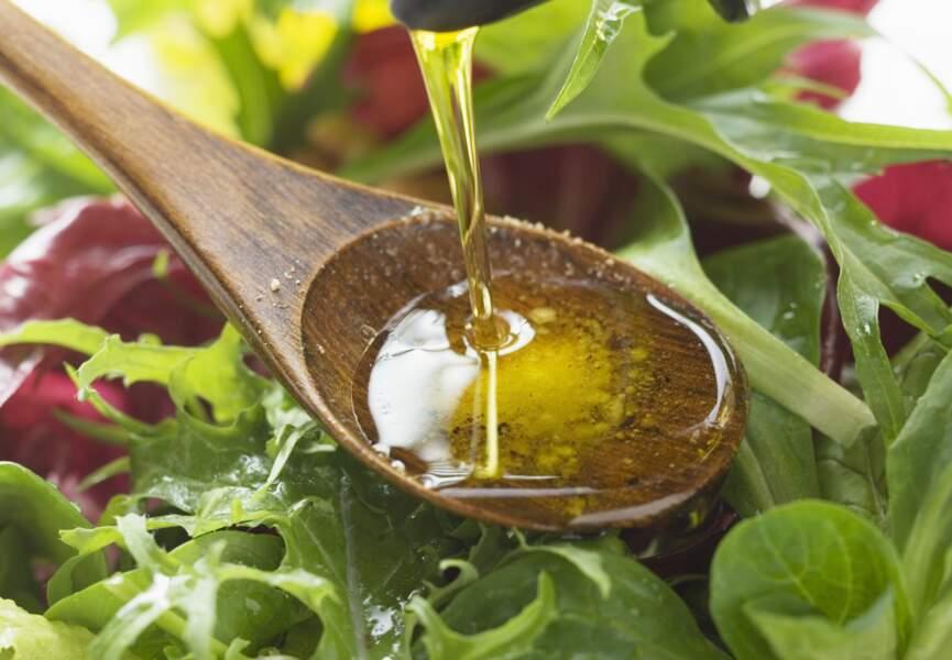 Les huiles raffinées
