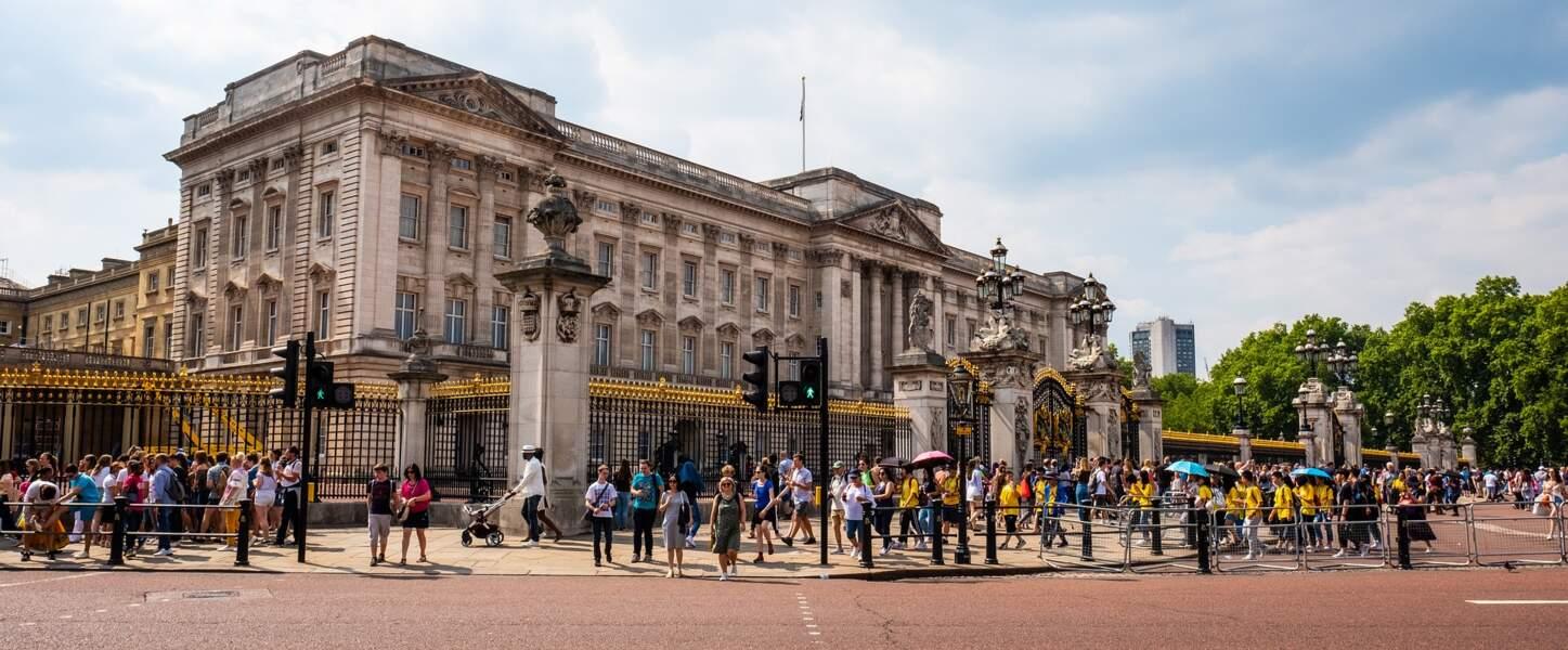 Marcher dans les pas de la famille royale