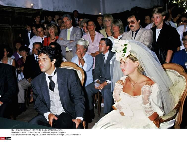 ...à Pino en Haute Corse. Ils ont eu deux enfants, Vanille née en 1988 et Barnabé né en 1997.