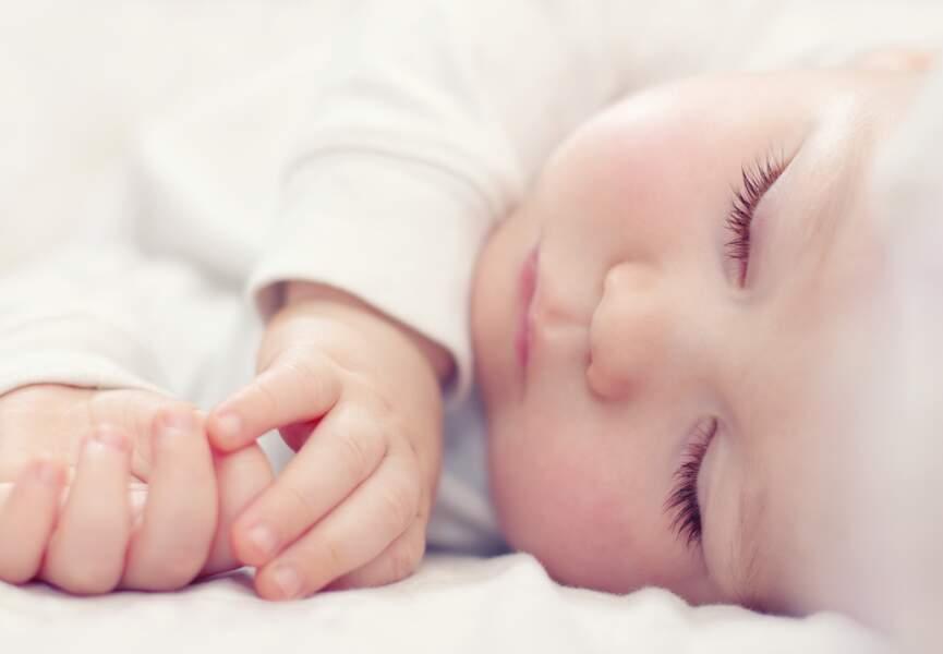 Un bébé sur 2000 naît...