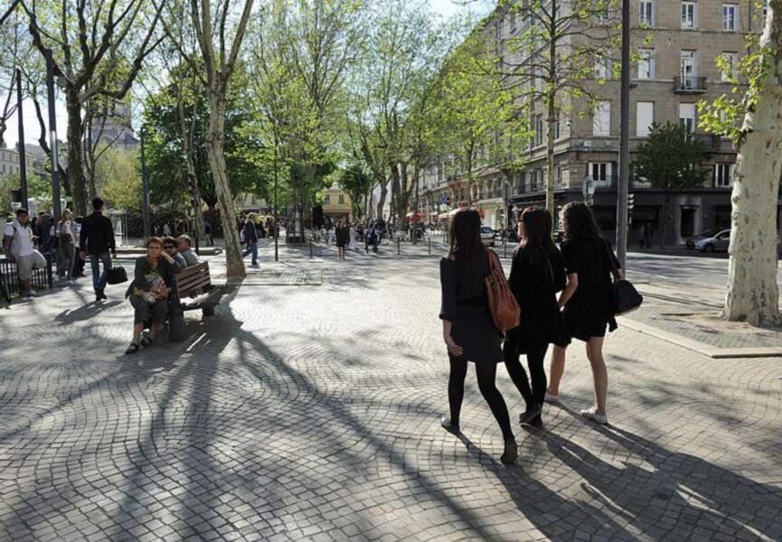 Saint-Etienne : première sur le logement