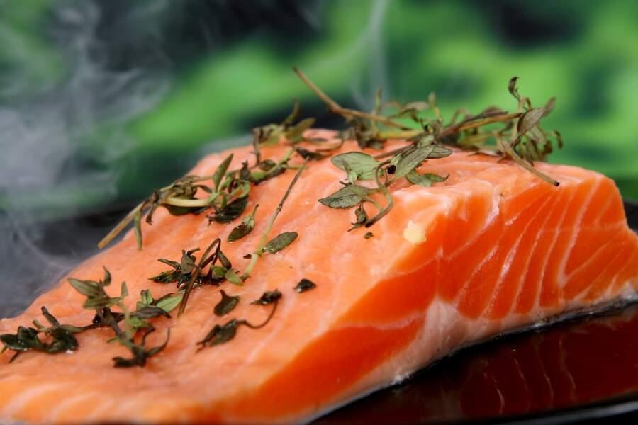 Consommer des poissons gras