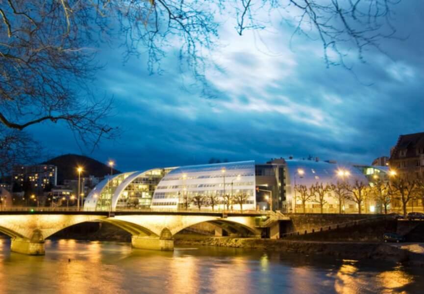 Besançon : la plus high tech