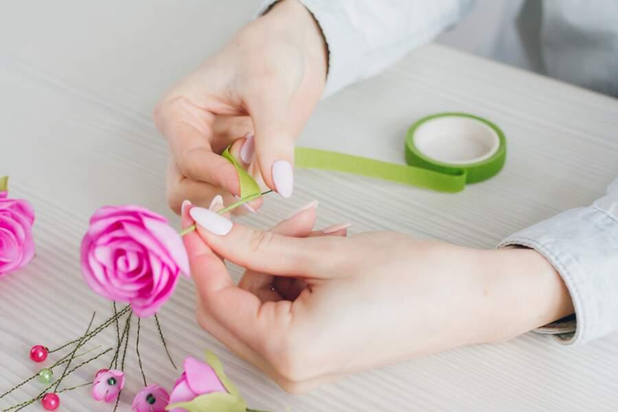 Un atelier bijoux