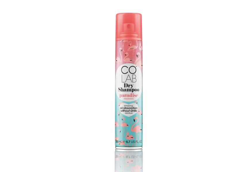 Le Dry Shampoo Paradise Colab