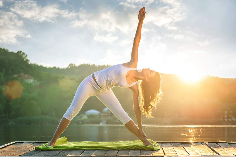 Le rituel yogique : pour augmenter mon tonus