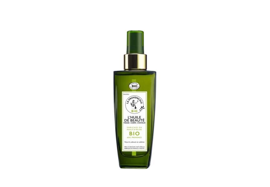 Le meilleur soin cheveux côté green : L'Huile de beauté La Provençale