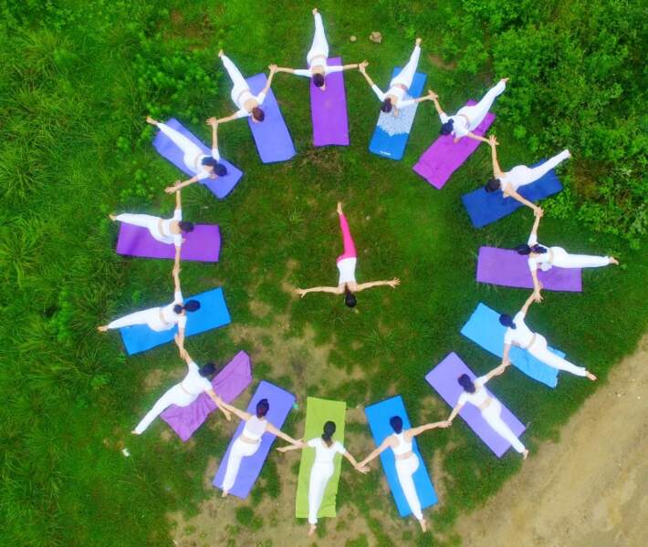 Yoga Day : souplesse, concentration, détente... Les bienfaits du yoga sont nombreux