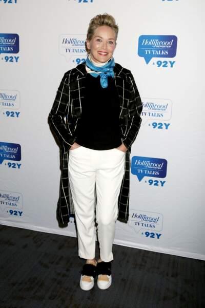 Sharon Stone, 60 ans