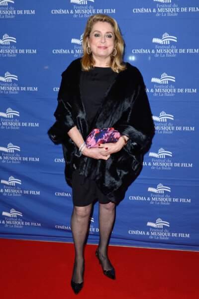 Catherine Deneuve, 74 ans