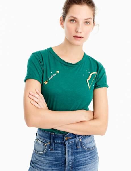 Tee-shirt astro : Sagittaire