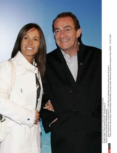 Jean-Pierre Pernaut et Nathalie Marquay