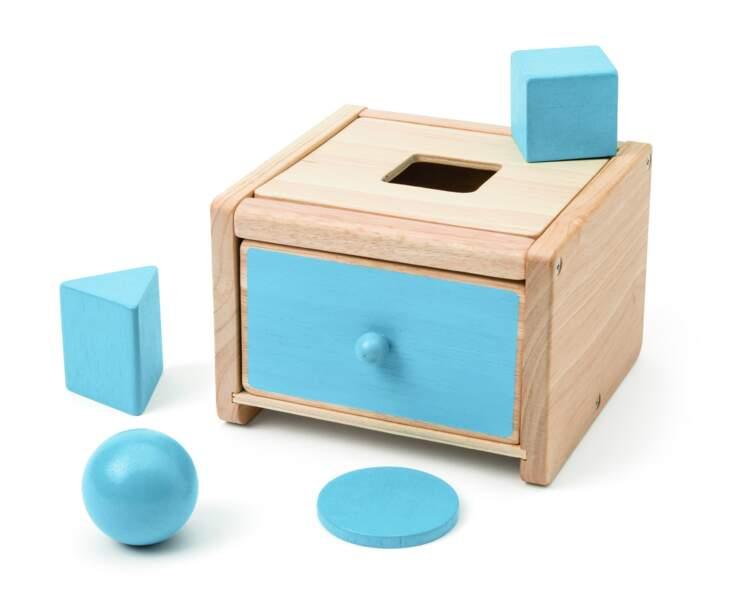 Montessori : la boîte à solides - Oxybul