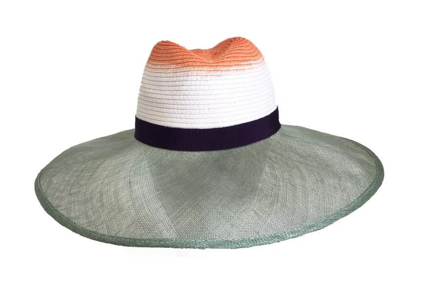 Accessoire tenue de mariage & cérémonie : chapeau coloré