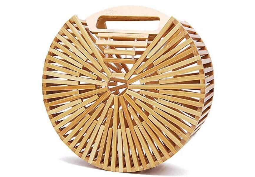 Tendance 2019 : sac en bambou