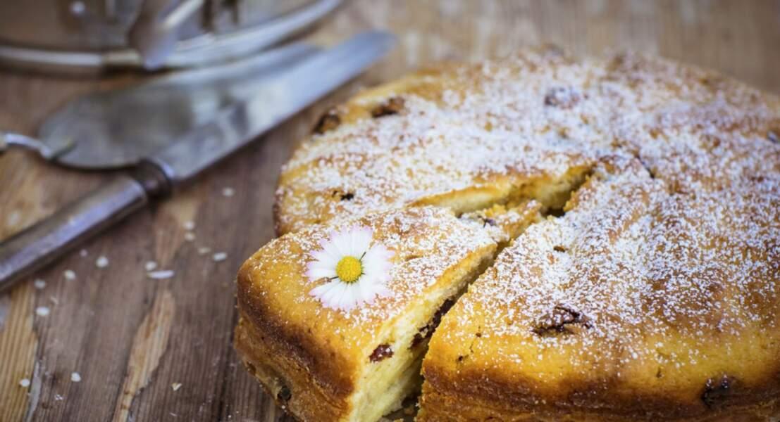 Gâteau yaourt - pommes express