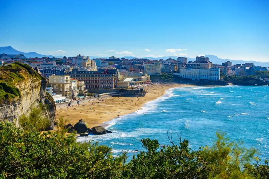 #10 La Grande Plage, Biarritz