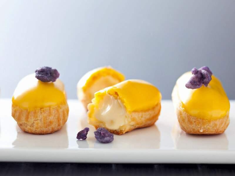 Eclair mangue-violette