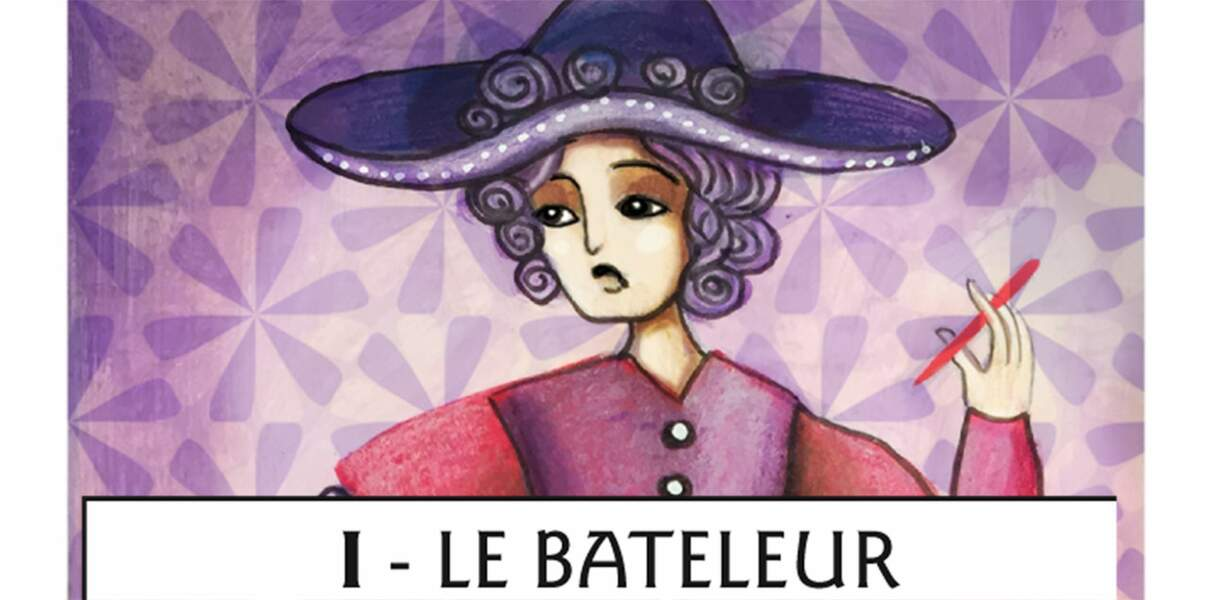 Tarot de Marseille : le Bateleur