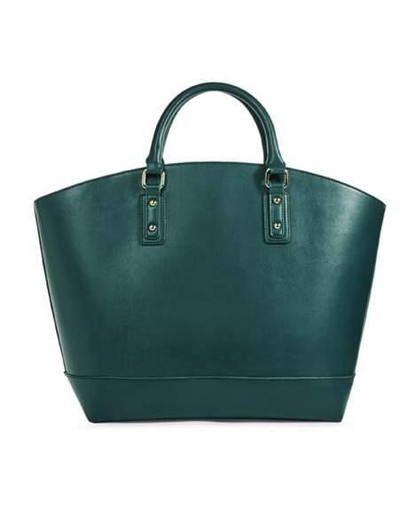 Le sac vert sapin