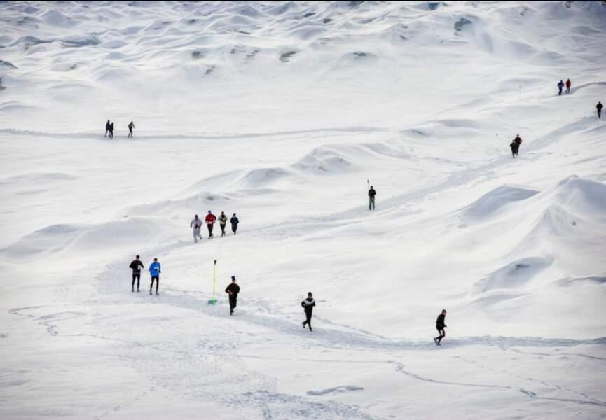 1 – Le marathon du pôle Nord