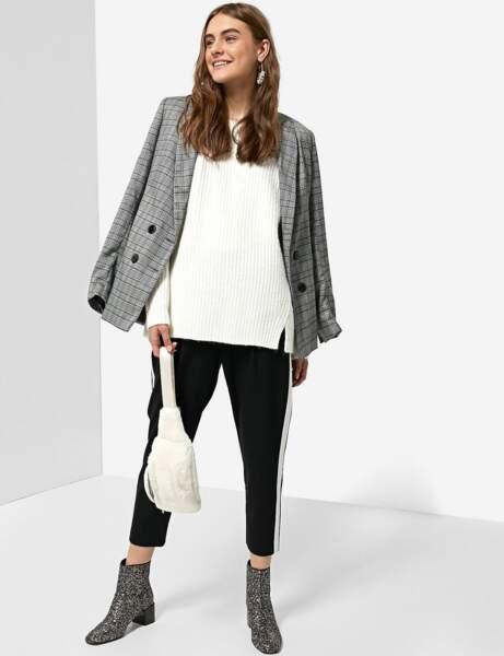 Pantalon de tailleur : sportswear