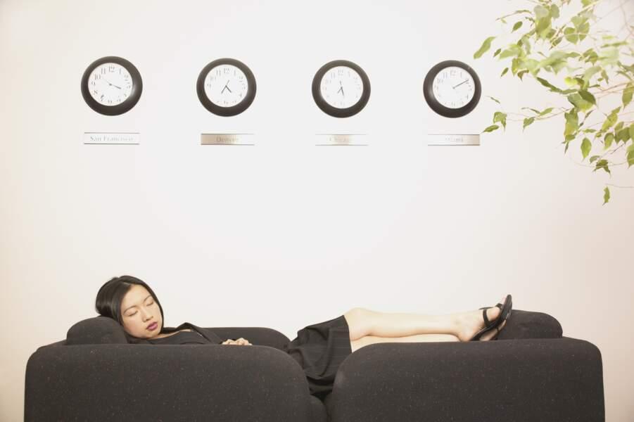 L'inemuri : la sieste au bureau