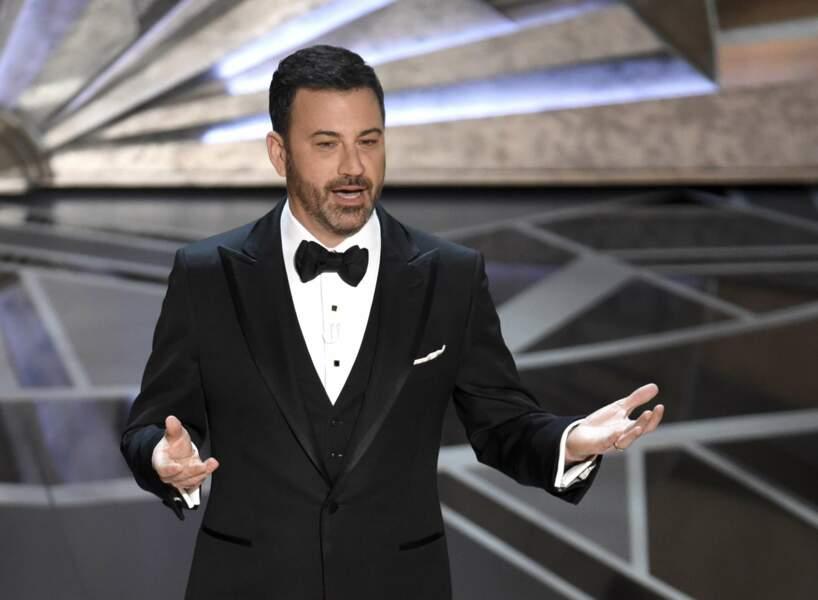 Jimmy Kimmel, atteint de narcolepsie