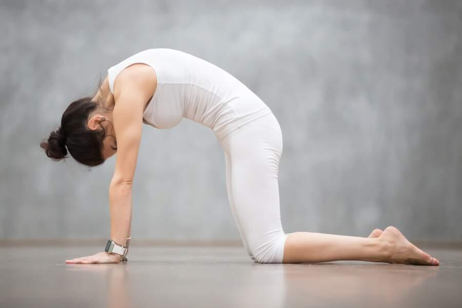 Se mettre au yoga bon pour le moral