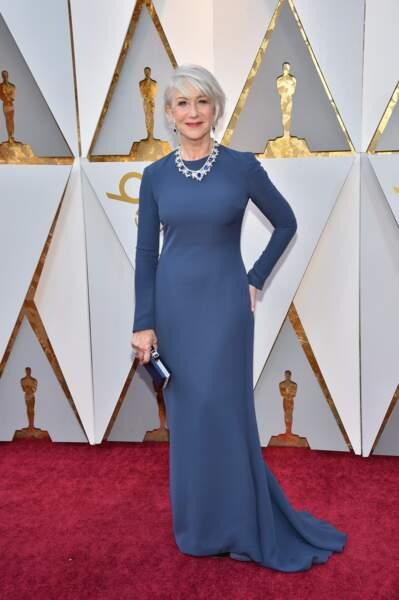 Helen Mirren, 73 ans