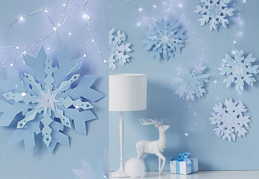 Un Noël en papier