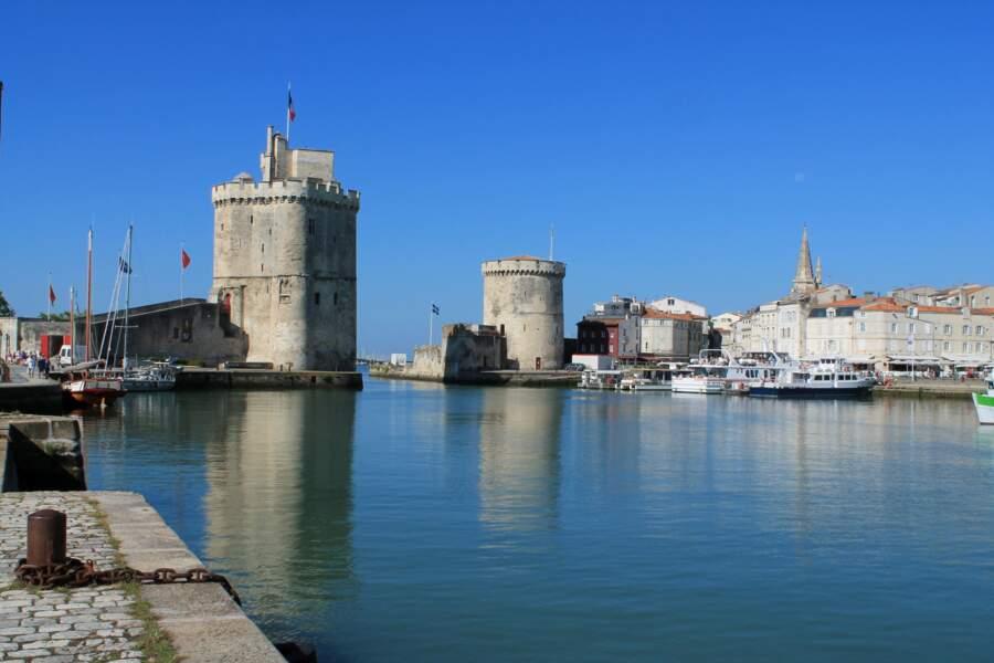 À la Rochelle, baladez-vous face à la mer…