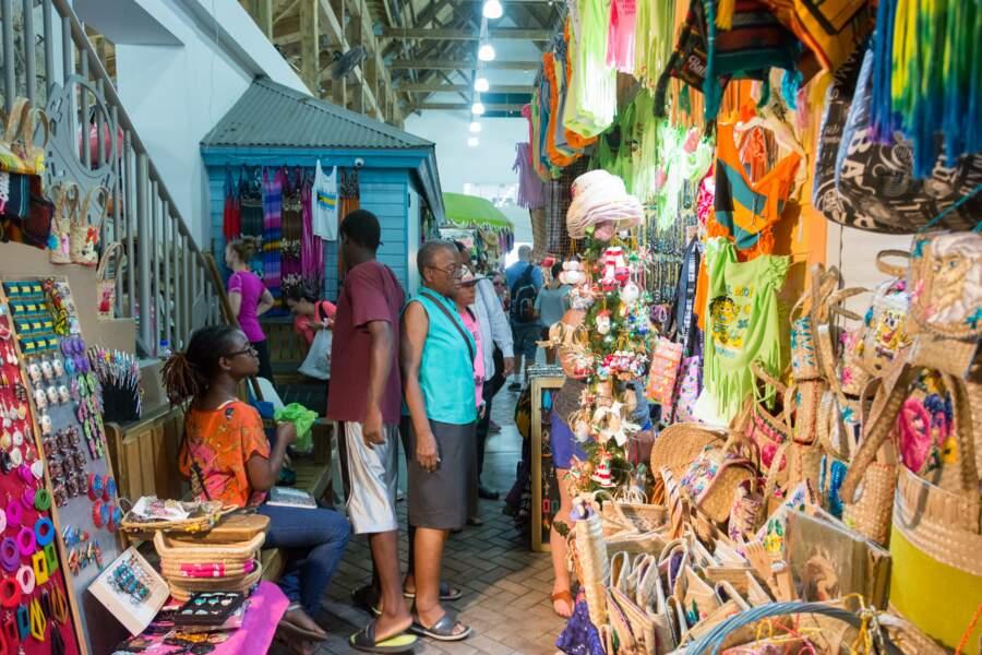 Marché de Paille de Nassau