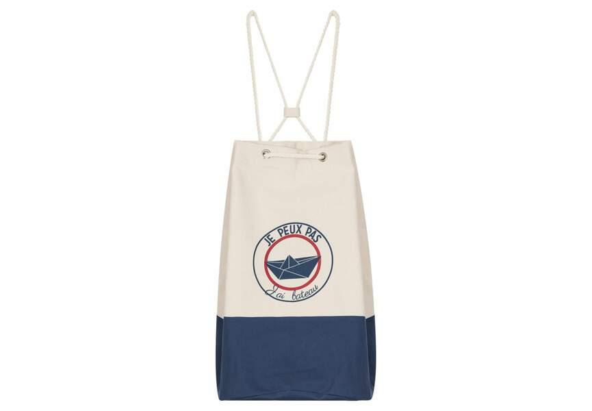 "Tex ""Made In France"" : le sac de marin"