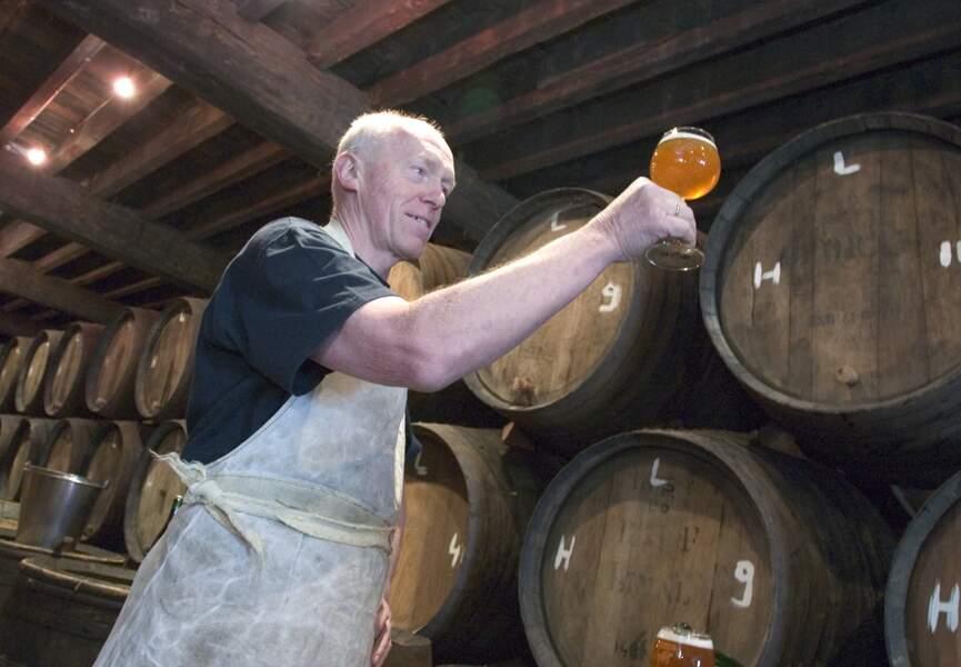 Goûtez les bières belges