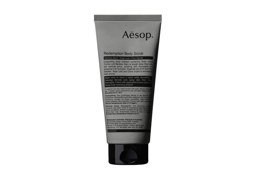 Redemption Body Scrub, Aesop