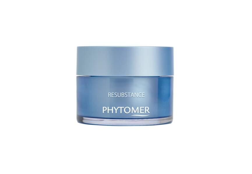 La Crème riche nouveau rebond Resubstance Phytomer