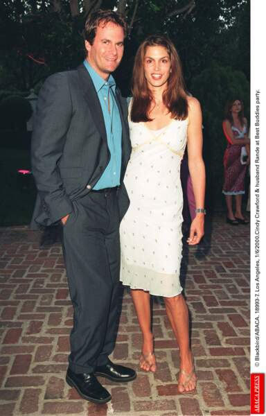 Cindy Crawford et Rande Gerber...