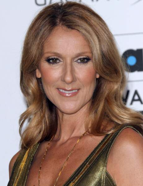 Céline Dion après