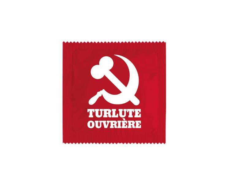 Préservatif spécial Présidentielle : Turlute Ouvrière