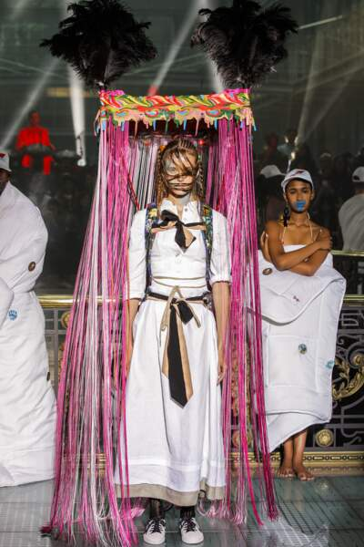 Les WTF de la fashion week : la robe cabine d'essayage