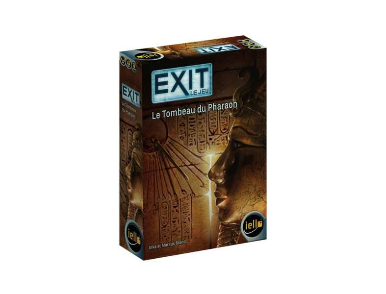 EXIT : Le tombeau du pharaon